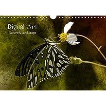 """Digital-Art """"Nature & Landscape"""" (Wandkalender 2017 DIN A4 quer): Modern Views (Monatskalender, 14 Seiten ) (CALVENDO Kunst)"""