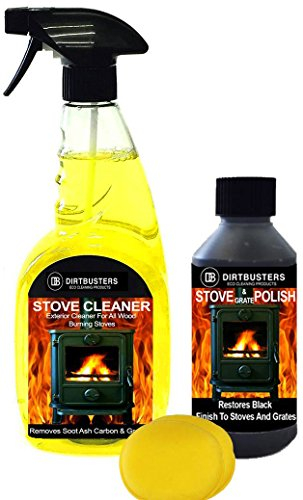 dirtbusters-black-stove-and-grate-polish-250ml-and-stove-cleaner-plus-applicator-pad-restores-exteri