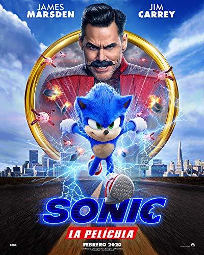 Sonic: La Película - Edición Especial Metal [Blu-ray]