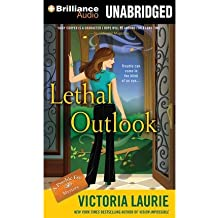 [ Lethal Outlook (Psychic Eye Mysteries) ] By Laurie, Victoria (Author) [ Jun - 2013 ] [ MP3 CD ]