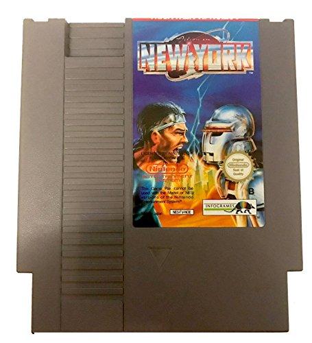 ACTION IN NEW YORK , Nintendo NES