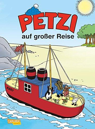 Preisvergleich Produktbild Petzi: Petzi auf großer Reise