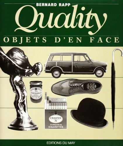 Quality : objets d'en face