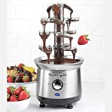 Best Chocolate Fountains - Smart Cascading Fondue Chocolate Fountain Review
