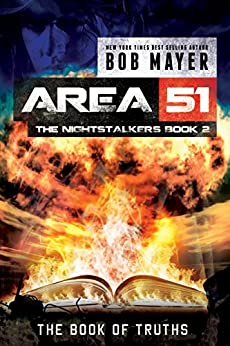 The Book of Truths (Area 51: The Nightstalkers Book 2) de [Mayer, Bob]