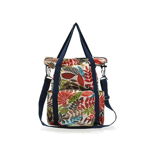 ililily-pattern-multi-purpose-backpack-crossbody-handbag-and-shoulder-strap-bag