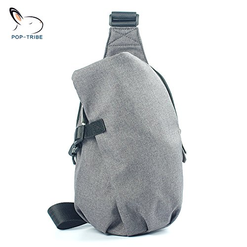 BMKWSG Schulter-Rucksack Outdoor Sports Crossbody Sling Tasche mit Casual Leicht Style für Damen und Herren