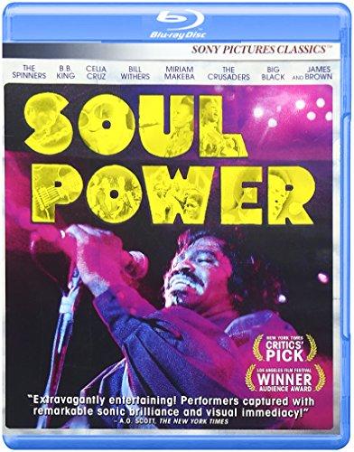 Soul Power [Blu-ray] [Blu-ray] (2010) Muhammad Ali; James Brown; Don King (japan import) (Blu Ray Ali Muhammad)