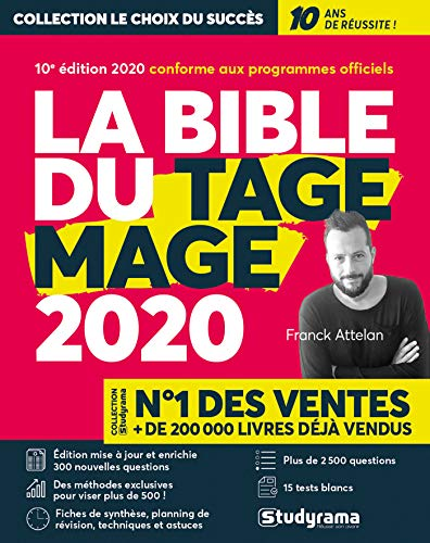 La bible du Tage Mage par  (Broché - Jul 16, 2019)