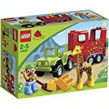 LEGO Duplo - Le transport du cirque - 10550