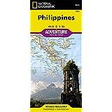 Philippines Travel Maps International Adventure Map (National Geographic Adventure Travel Maps)