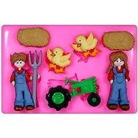 Suchergebnis Auf Amazon De Fur Traktor Backform Kochen Essen