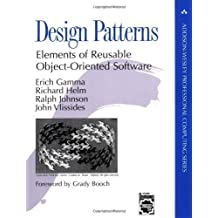 [(Design Patterns: Elements of Reusable Object-Oriented Software)] [ By (author) Erich Gamma, By (author) Richard Helm, By (author) Ralph Johnson, By (author) John M. Vlissides ] [July, 1997]