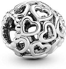 Idea Regalo - Pandora 790964 - Ciondolo da donna, argento sterling 925