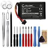 CELLONIC Batería Premium Compatible con Tomtom 4FL50 4FL60 Go 5000 Go 5100 Go 6000 Go 6100 Pro...