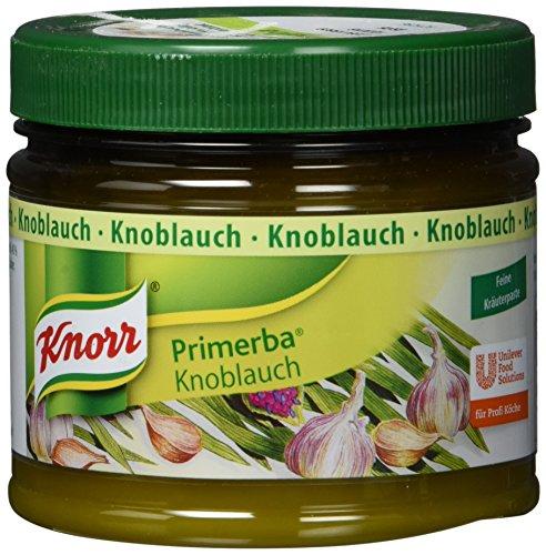 Knorr Primerba Kräuter in Öl Knoblauch, 340 g