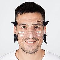 Qian Cheng Protector de Nariz   Máscara Facial Máscara de   Protector de Nariz   L5