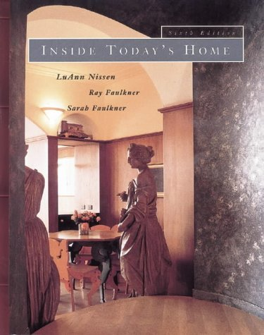 Inside Today's Home by Sarah Faulkner (1994-01-02)