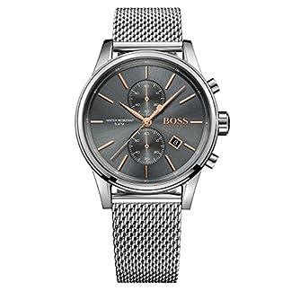 Reloj Hugo BOSS para Hombre 1513440, Gris (Acero/Gris)