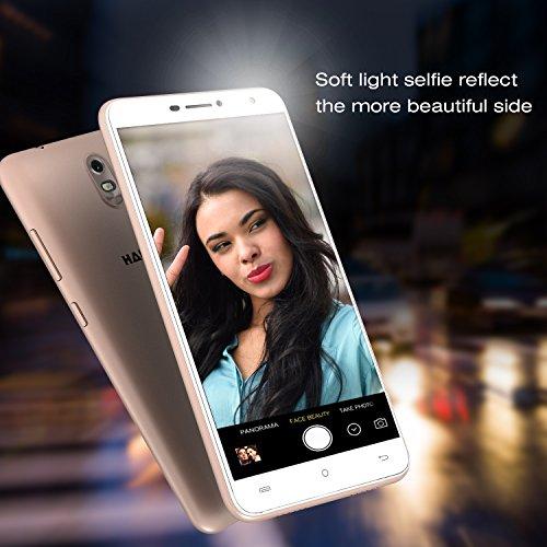 CUBOT HAFURY Umax - Smartphone Libre de 6 0    4500mAh bater  a  2GB Ram   16GB ROM  Quad core  Dual SIM  Android 7 0  C  mara 13Mp  1 3 GHz 3G   colo