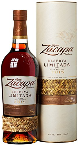 Ron Zacapa Reserva Limitada 2015 Rum (1 x 0.7 l)