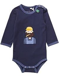 Freds World by Green Cotton Baby-Jungen Tractor Body Spieler