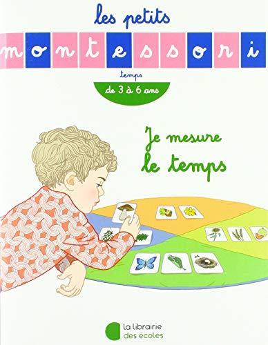 Les Petits Montessori : Je mesure le temps
