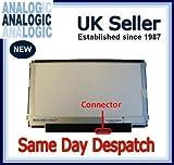 Analogic Véritable écran LED 29,5cm pour ordinateur portable Lenovo IdeaPad 100s-15iby Panneau d'affichage LCD 1366x 768WXGA HD 30broches EDP Finition mate vendeur britannique Livraison Express