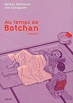 Au temps de Botchan, Tome 5 de Jiro Taniguchi