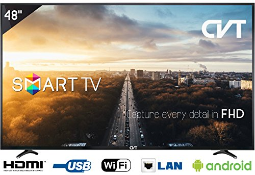 CVT 5100 (48 inch)122CM FULL HD SMART LED TV