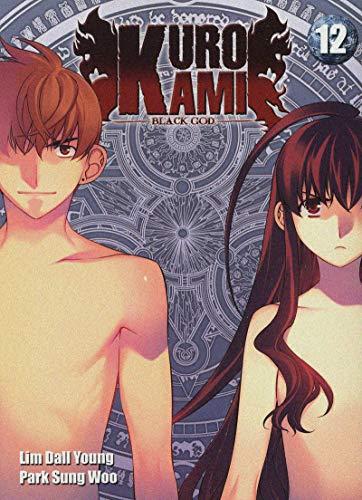 Kurokami - Black God Vol.12