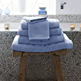 Handtücher-Set Bath [ 2er Set] Farbe: Arktisblau, Größe: 60 x 110 cm