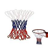 Bazaar Overstriking Fest Farbe drei Polypropylen Basketball Netz Gesamt