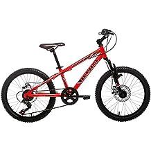 "Moma - Bicicleta infantil MTB 20"" Shimano Profesional"