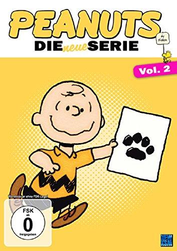 Peanuts - Die neue Serie - Vol. 2 (Folge 11-20) (2014 Snoopy)