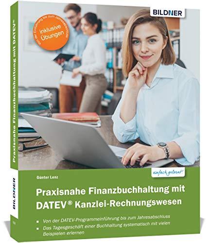 Praxisnahe Finanzbuchhaltung mit DATEV Kanzlei-Rechnungswesen