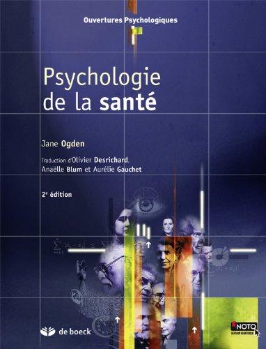 Psychologie de la Sante