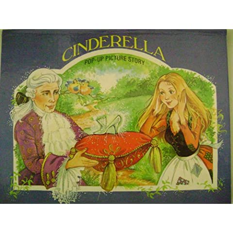 Cinderella (Pop Up Picture Story)