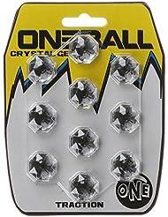 Stomp pad oneballjay Crystal Gems 10Pieces, sin color, talla única