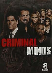 Criminal Minds: The Eighth Season [DVD] [Region 1] [US Import] [NTSC]