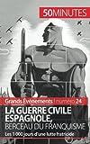 La guerre civile espagnole, berceau du franquisme: Les 1 000 jours d'une lutte fratricide