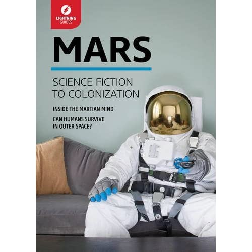 Mars: Science Fiction to Colonization (Lightning Guides) by Lightning Guides (2015-06-10)