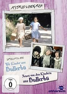 Astrid Lindgren: Bullerbü Spielfilm-Box [2 DVDs]