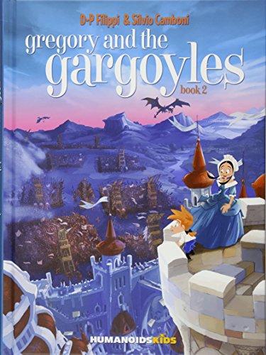 Gregory And The Gargoyles #2 por Denis-Pierr Filippi