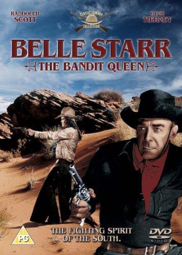 Bild von Belle Starr - The Bandit Queen [DVD]