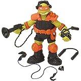 Tortugas Ninja - Figura articulada S5 Stealth Tech Mike (Giochi Preziosi 95500)