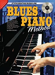 Progressive Blues Piano Method by Peter Gelling (1998-12-31)