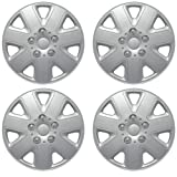 "Best Hubcaps - Set Of 4 Universal Fit 14"" Car Wheel Review"