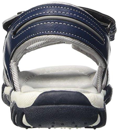 MINI MIGNON 3619181, Sandales Bride Cheville Mixte Enfant Bleu (Blu)