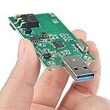 Rokoo mSATA Zum USB3.0 Adapter Kartenmodul Wi-Fi Adapter Mini PCIE mSATA SSD Zum USB 3.0 Flash Drive Converter